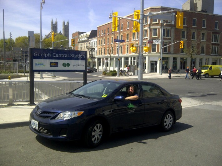 Double the Community CarShare Fleet in Guelph!