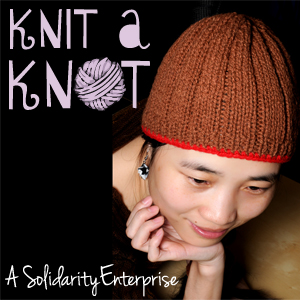 Knit a Knot - Seniors in Solidarity