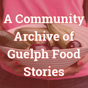 Telling Community Stories through Family Recipes – a Digital Archive