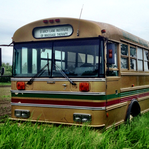 The Golden Bus DIY Album Factory