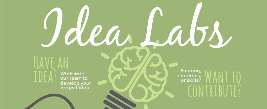 Idea Labs - Have an Idea?