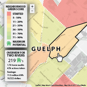 Guelph Engagement Map (GEM)