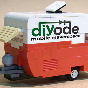 Diyode Makerspace-in-a-box