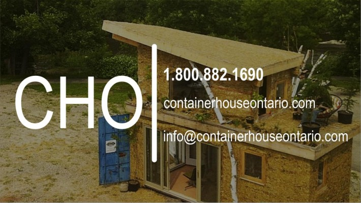 Container House Ontario