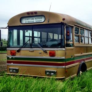 The Golden Bus DIY Album Factory